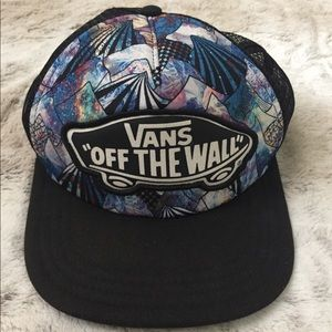 ™️Vans Off the Wall hat